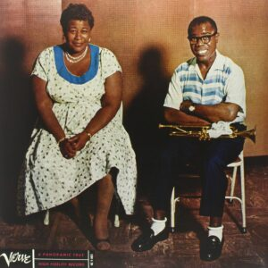 ELLA FITZGERALD AND LOUIS ARMSTRONG - ELLA AND LOUIS LP