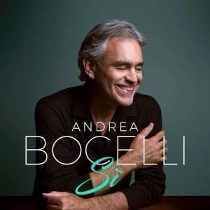 ANDREA BOCELLI - SI LP