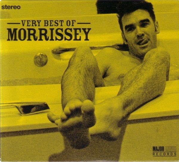 MORRISSEY - THE VERY BEST OF MORRISSEY LP