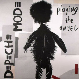 DEPECHE MODE - PLAYING THE ANGEL LP