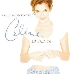 CELINE DION - FALLING INTO YOU LP