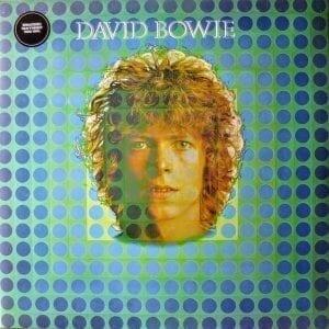 DAVID BOWIE - DAVID BOWIE LP