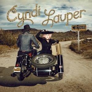 CYNDI LAUPER - DETOUR LP