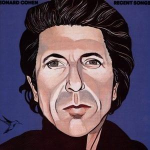 LEONARD COHEN - RECENT SONGS LP