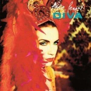 ANNIE LENNOX - DIVA LP