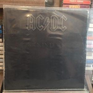 AC DC - BACK IN BLACK LP