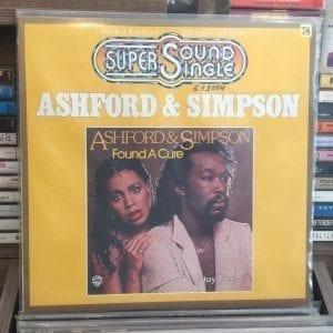 ASHFORD & SIMPSON - FOUND A CURE MAXI SINGLE