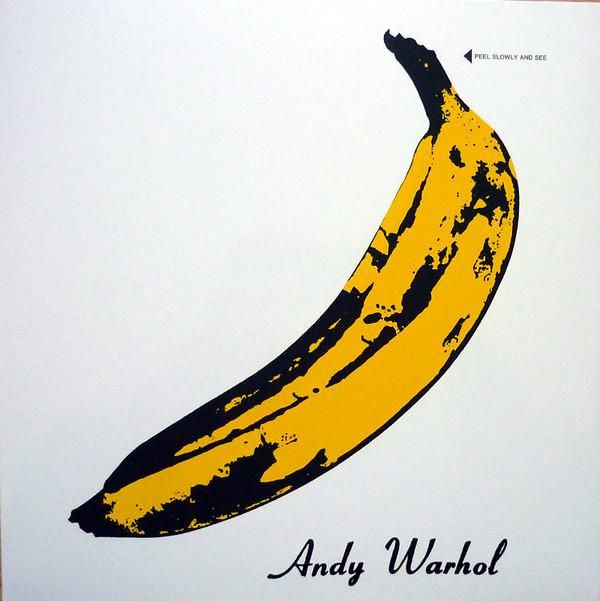THE VELVET UNDERGROUND & NICO LP