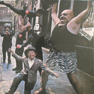THE DOORS - STRANGE DAYS LP