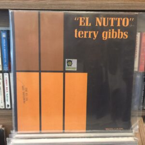 TERRY GIBBS & EL NUTTO LP