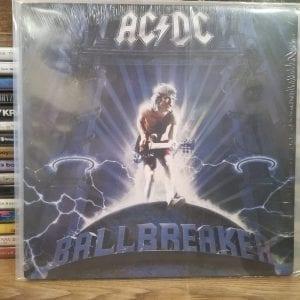 AC DC - BALLBREAKER LP