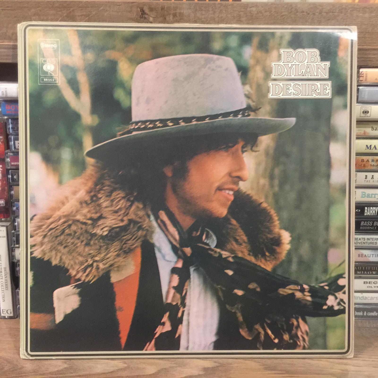 BOB DYLAN -DESIRE LP