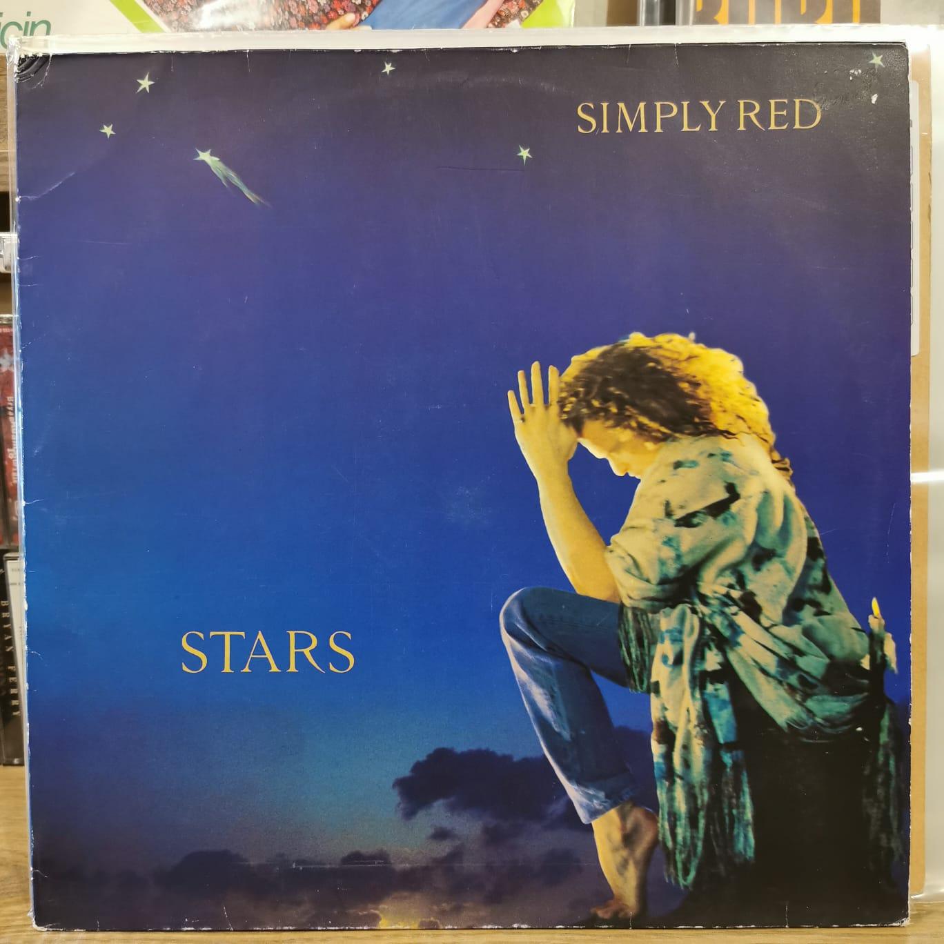 SIMPLY RED -STARS - Vinyl, LP, Album