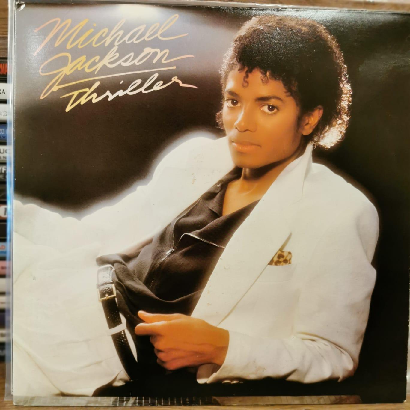 MICHAEL JACKSON – THRILLER - Vinyl, LP, Album, Stereo, Pitman Pressing, Gatefold