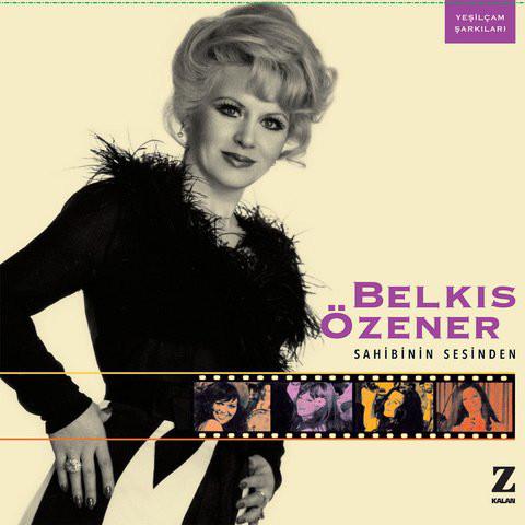 BELKIS ÖZENER - SAHİBİNİN SESİ Yeşilçam Şarkıları – Format: 2 × Vinyl, LP, Compilation