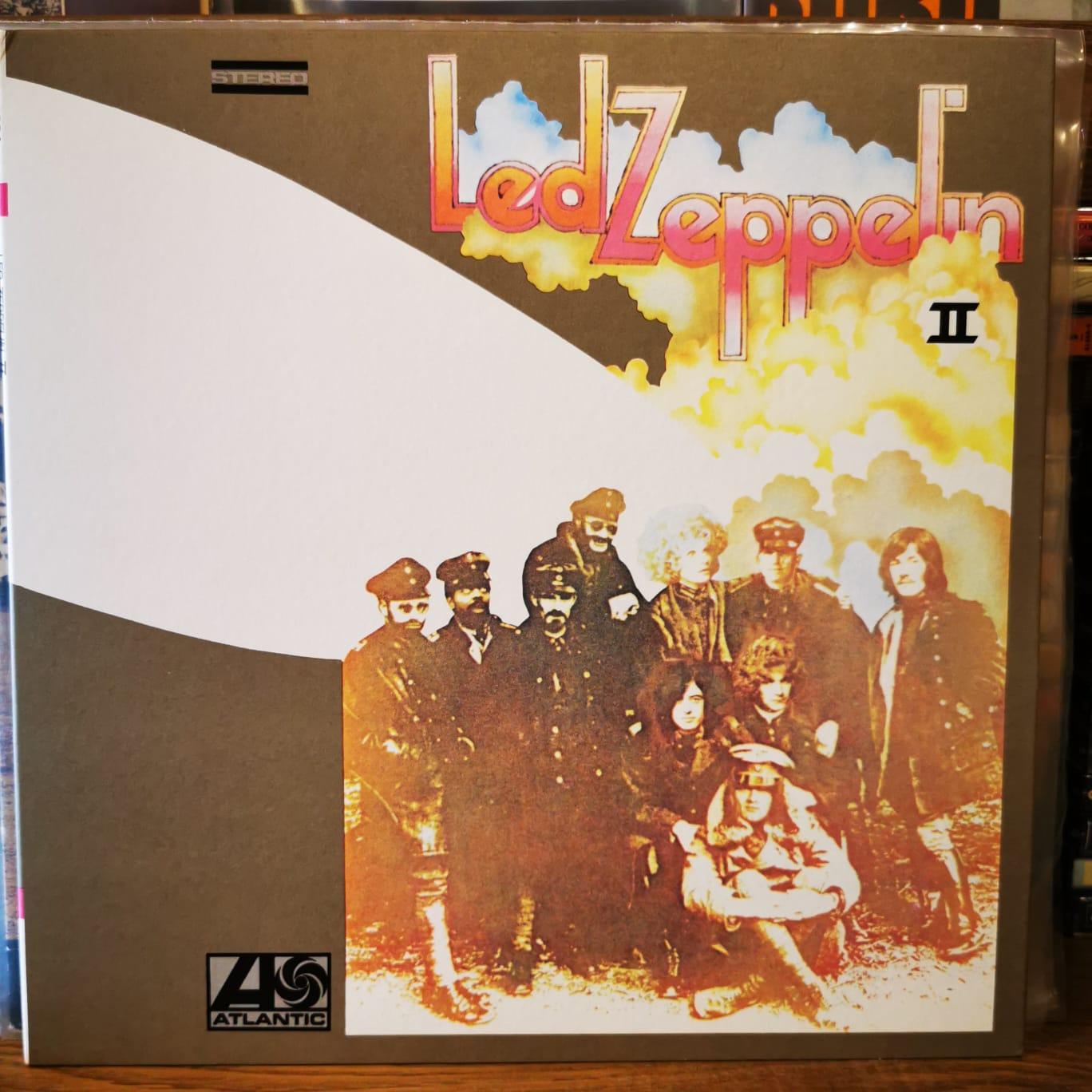 LED ZEPPELIN - LED ZEPPELIN II - Vinyl, LP, Album