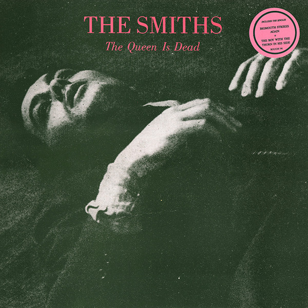 THE SMITHS - THE QUEEN IS DEAD - Vinyl, LP, Album PLAK