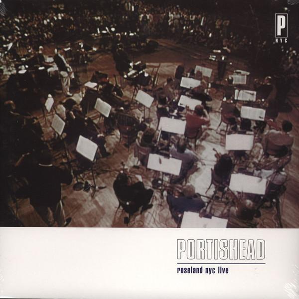 PORTISHEAD - ROSELAND NYC LIVE - Vinyl, LP, Album, Reissue, Remaste - PLAK