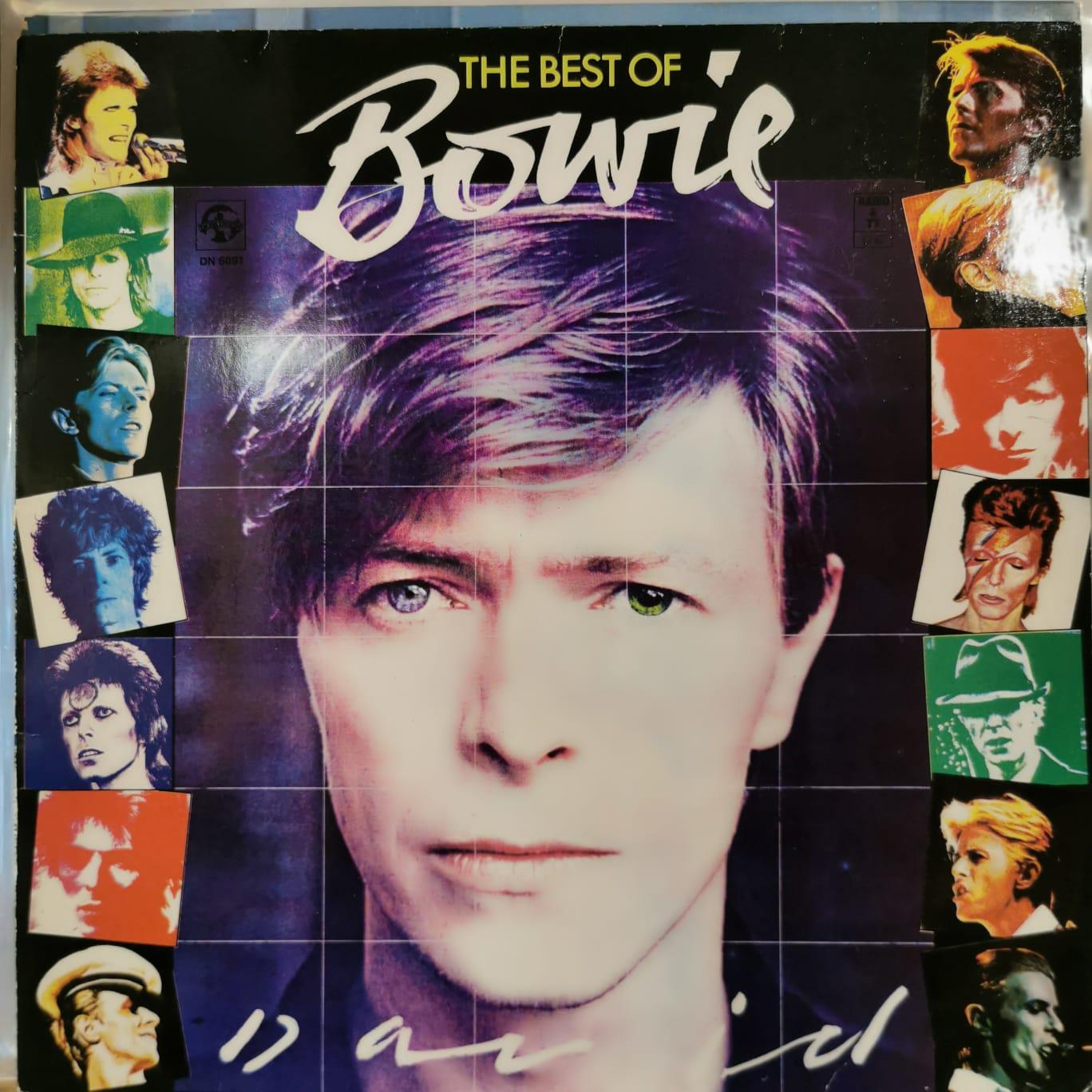 DAVID BOWIE - THE BEST OF BOWIE- Vinyl, LP, Album PLAK