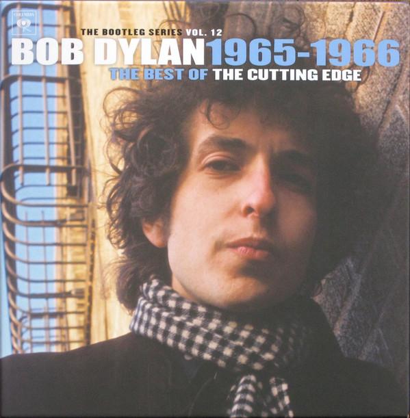 BOB DYLAN - THE BEST OF THE CUTTING EDGE 1965-1966 - 3 × Vinyl, LP, Compilation, 180 Gram 2 × CD, Compilation Box Set