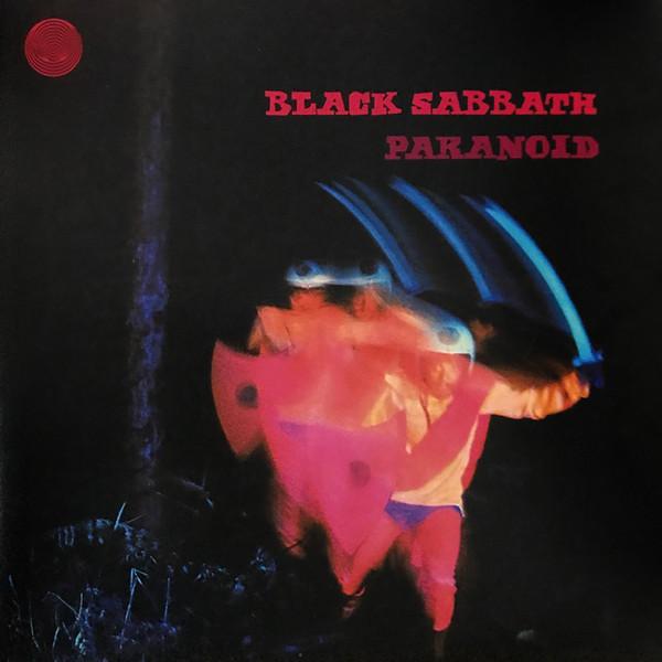 BLACK SABBATH - PARANOID - Vinyl, LP, Album - PLAK
