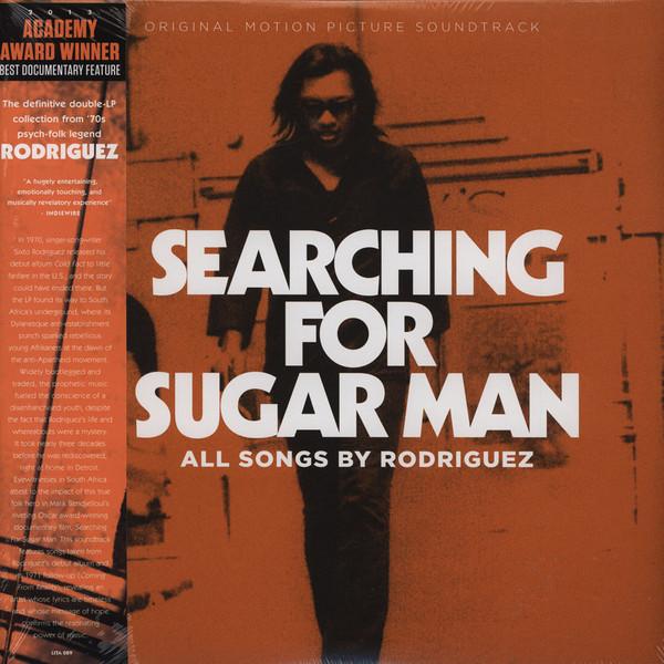 RODRIGUEZ - SEARCHING FOR SUGAR MAN - ORIGINAL MOTION PICTURE SOUNDTRACK - Vinyl, LP, Album, Reissue - PLAK