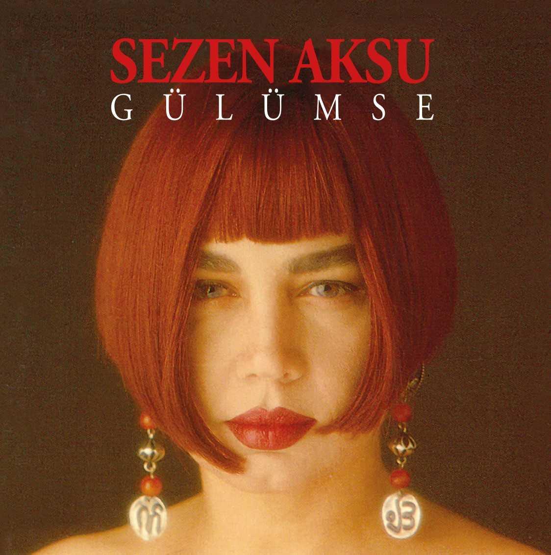 SEZEN AKSU-GÜLÜMSE ( Remastered, vinyl ) PLAK