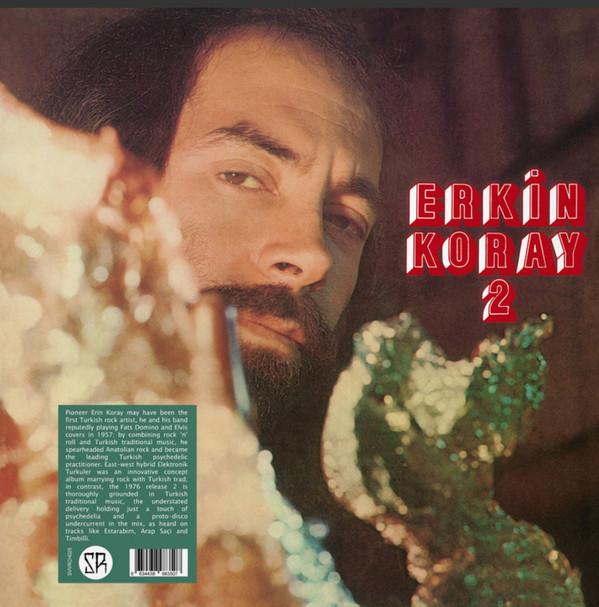 ERKİN KORAY - ERKİN KORAY 2 Vinyl, LP, Album PLAK