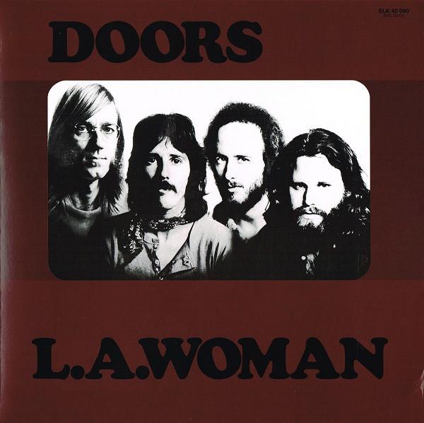 THE DOORS - L.A. WOMAN Vinyl, LP, Album, Reissue, 180 gr PLAK